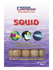 Ocean Nutrition Frozen Chopped Squid