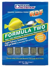 Ocean Nutrition Frozen Formula Two (RDF)