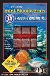 San Francisco Bay Brand Frozen mini-Bloodworms