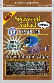 San Francisco Bay Brand Seaweed Salad Brown